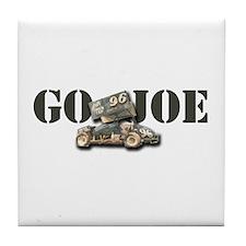Go Joe Tile Coaster
