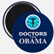 DOCTORS FOR OBAMA Magnet