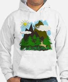 Mountains & Forest - Hoodie