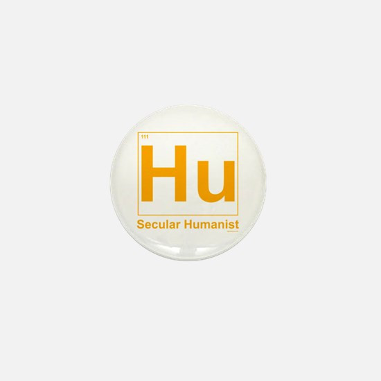 Secular Humanist Mini Button (100 pack)