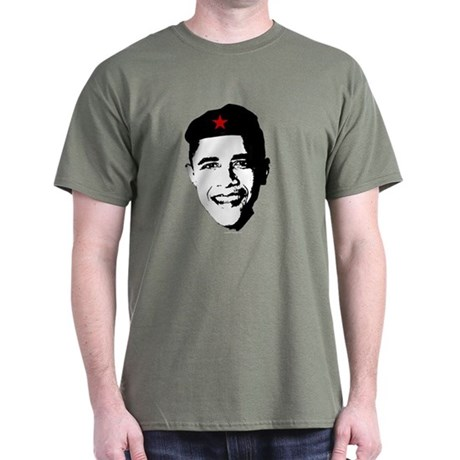 Che Obama Dark T-Shirt