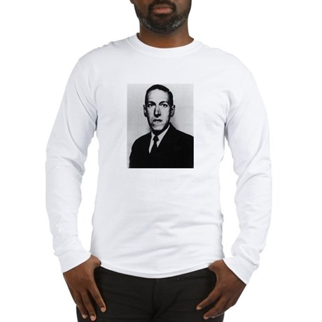 H.P. Lovecraft Long Sleeve T-Shirt