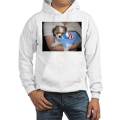 Dogs for Obama Hoodie
