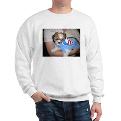 Dogs for Obama Sweatshirt