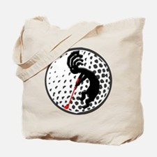 Kokopelli Golf Tote Bag