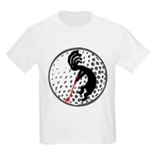 Kokopelli Golf T-Shirt