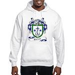 Barton Family Crest Hooded Sweatshirt