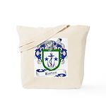 Barton Family Crest Tote Bag