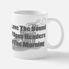 Open Headers Mug