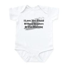 Open Headers Infant Bodysuit
