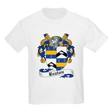 Beaton Family Crest Kids T-Shirt