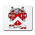 Beatson Family Crest Mousepad