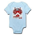Beatson Family Crest Infant Creeper