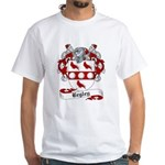 Begley Family Crest White T-Shirt
