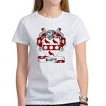 Begley Family Crest Women's T-Shirt