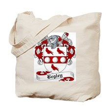 Begley Family Crest Tote Bag
