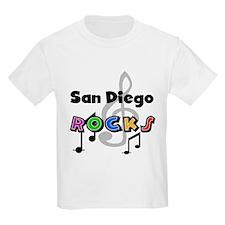 San Diego Rocks T-Shirt