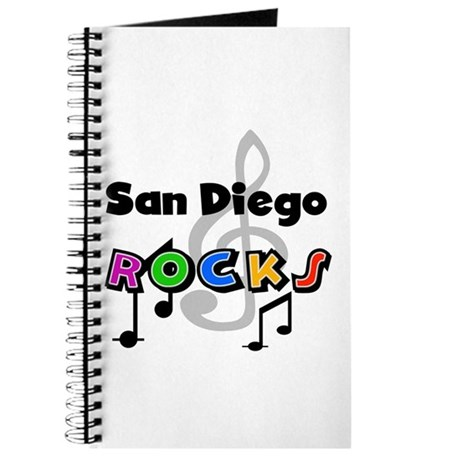 San Diego Rocks Journal