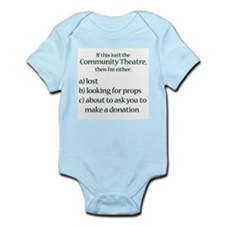 I'm Lost Infant Bodysuit