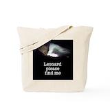 Leonard cohen Totes & Shopping Bags