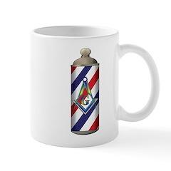 Mason Barber Mug