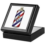 Mason Barber Keepsake Box