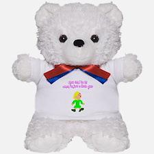 How Can I Be 35? Teddy Bear