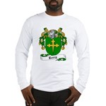Berry Family Crest Long Sleeve T-Shirt