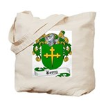Berry Family Crest Tote Bag