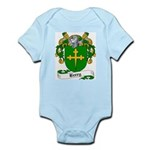 Berry Family Crest Infant Creeper