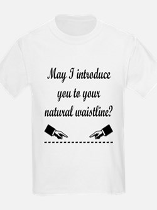 Natural Waistline T-Shirt