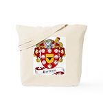 Bertram Family Crest Tote Bag