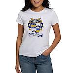 Bethune Family Crest Women's T-Shirt