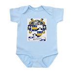 Bethune Family Crest Infant Creeper