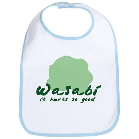 Wasabi shirt Bib