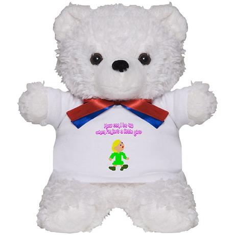 How Can I Be 40? Teddy Bear