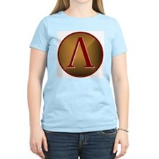 Spartan Shield w/ Lambda T-Shirt