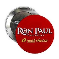 """Ron Paul 2.25"""" Button"""