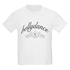Bellydance (turkish heart des Kids T-Shirt