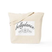 Bellydance (turkish heart des Tote Bag