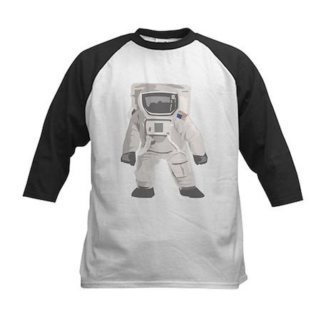 Astronaut Kids Baseball Jersey