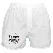 Tampa Rocks Boxer Shorts