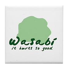 Wasabi! Tile Coaster