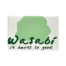 Wasabi! Rectangle Magnet