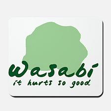 Wasabi! Mousepad