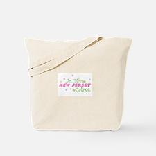 New Jersey Jr. Miss Tote Bag