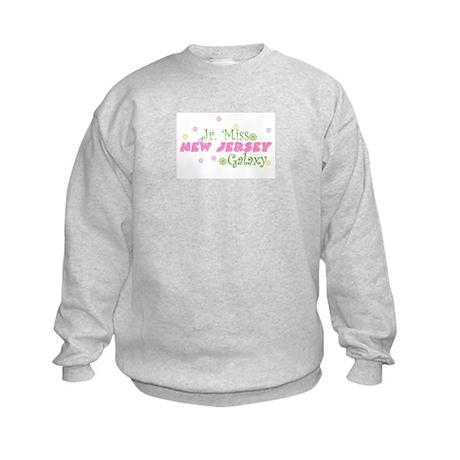 New Jersey Jr. Miss Kids Sweatshirt