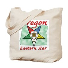 Oregon Eastern Star Tote Bag