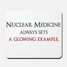 Nuclear Medicine Mousepad