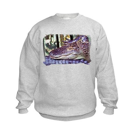 Gator Grin Kids Sweatshirt